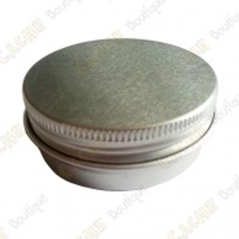 Cache Tin Magnétique Ronde 4,5 cm