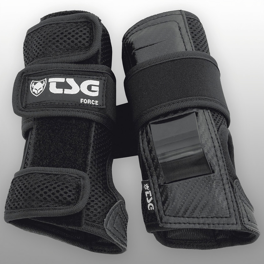 TSG Protèges poignets Black L