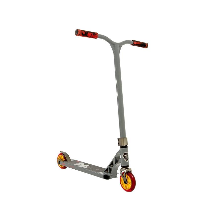 Scooters Grit Scooter Fluxx Complete - Gris Fantôme