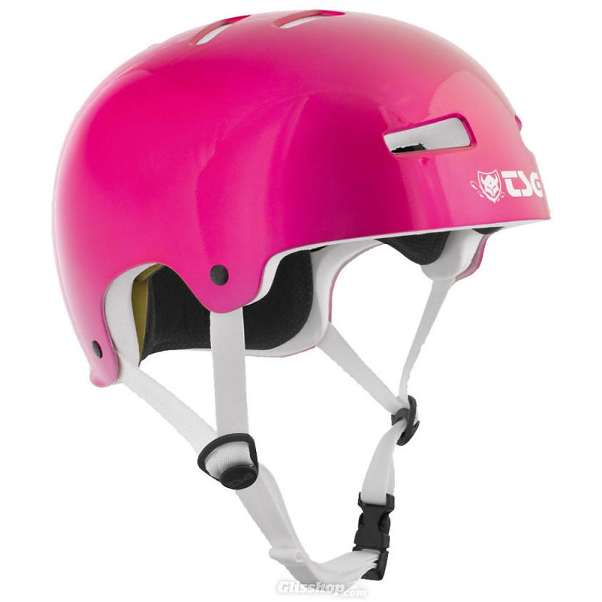 TSG Evolution Wmn Solid Color Gloss Pink XXS/XS