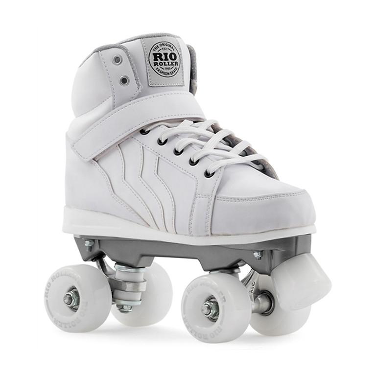 Rio Roller Kick Blanc 43