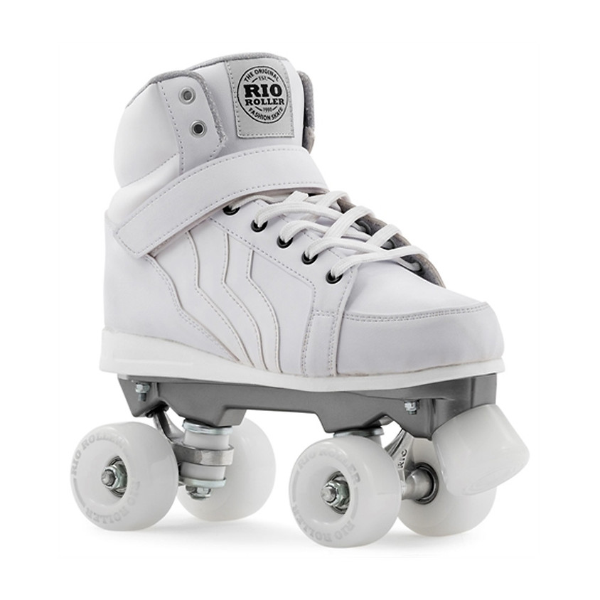 Rio Roller Kick Blanc 42