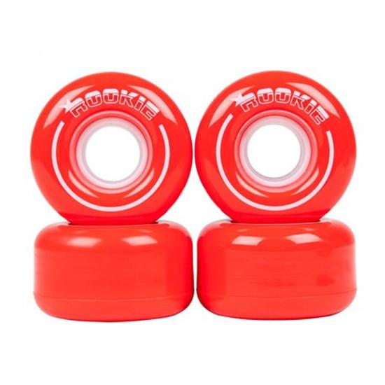 Longboard & Quad Wheels Rookie Allstar 58mm Red