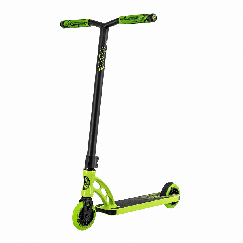 VX9 Shredder Black - Green