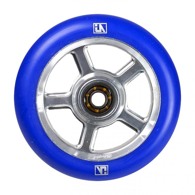 Wheels UrbanArtt S5 Blue/Silver