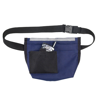 TOP DOG TREAT BAG BLUE