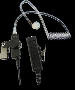Top Dog Professional 2-Way Surveillance Ear Piece