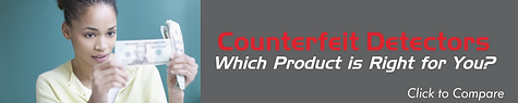 Find out which Cassida counterfeit detector is right for your business.