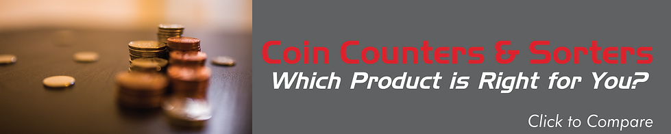 Find the rigt Cassida Coin Counter and Sorter for your business.