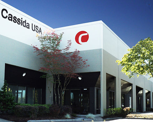 Cassida's headquarters is located in San Diego, California.