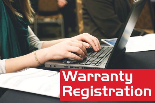 Register your Cassida product for its one-year warranty.