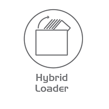 Hybrid loading bill counter design.