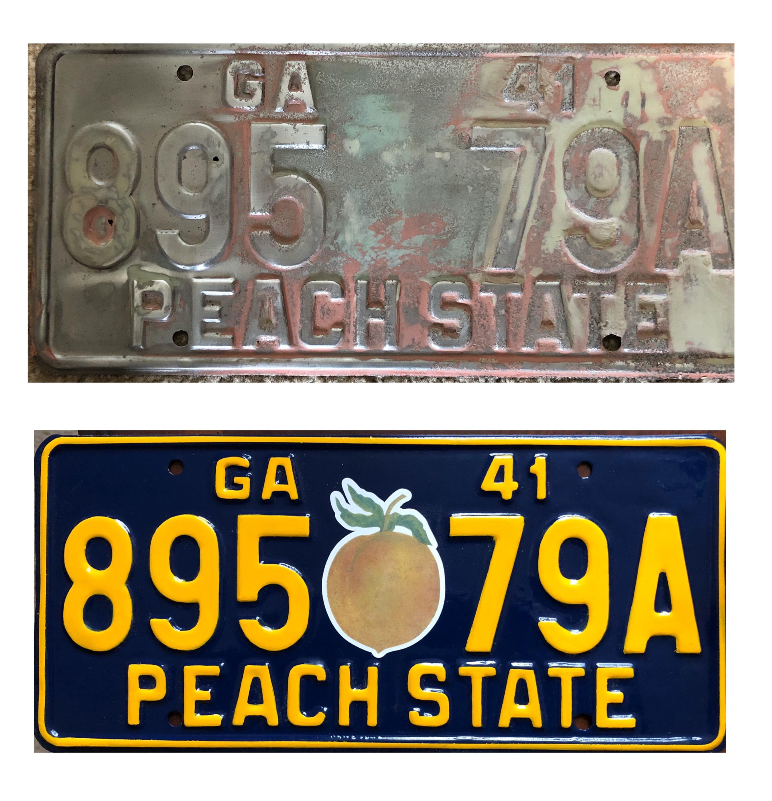 1941 Georgia