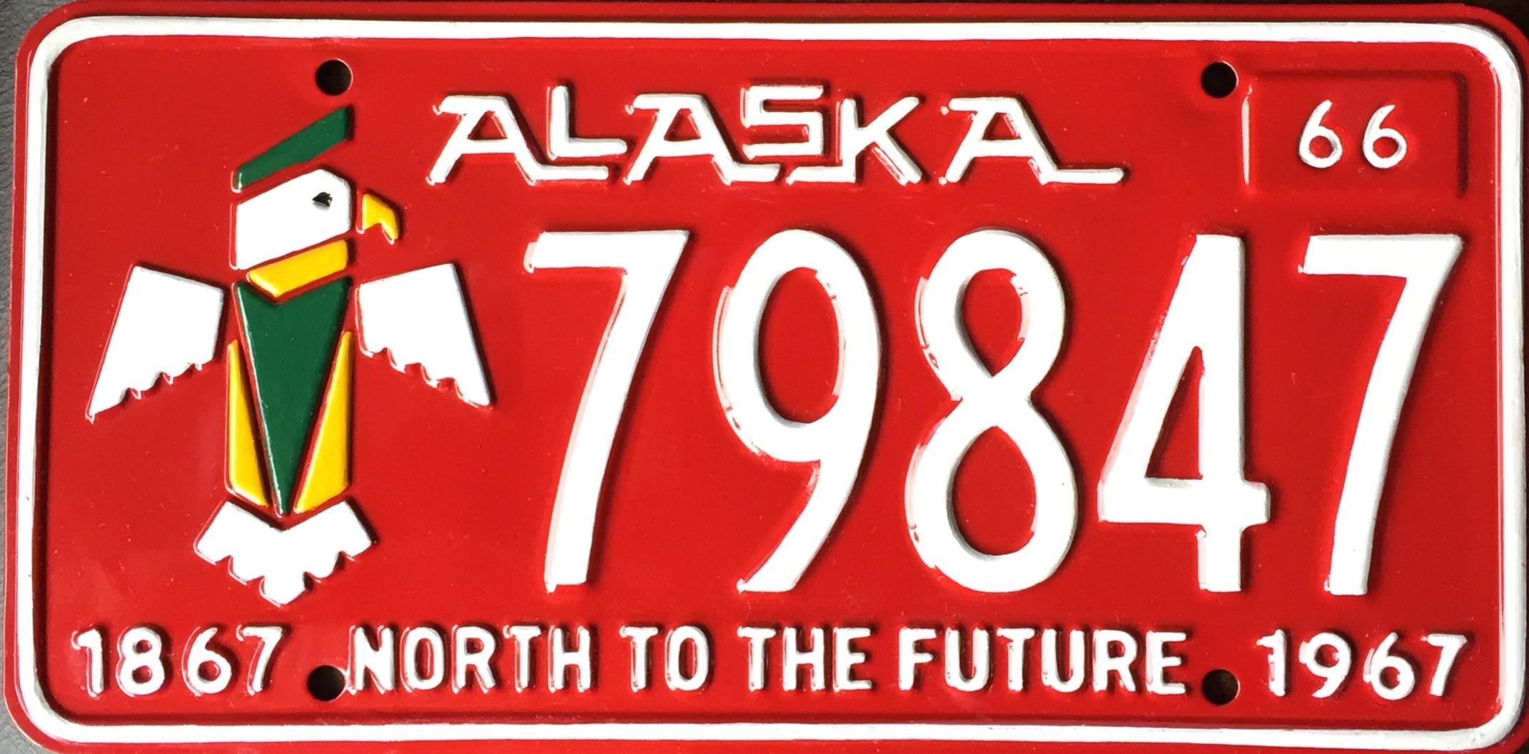 1966-67 Alaska