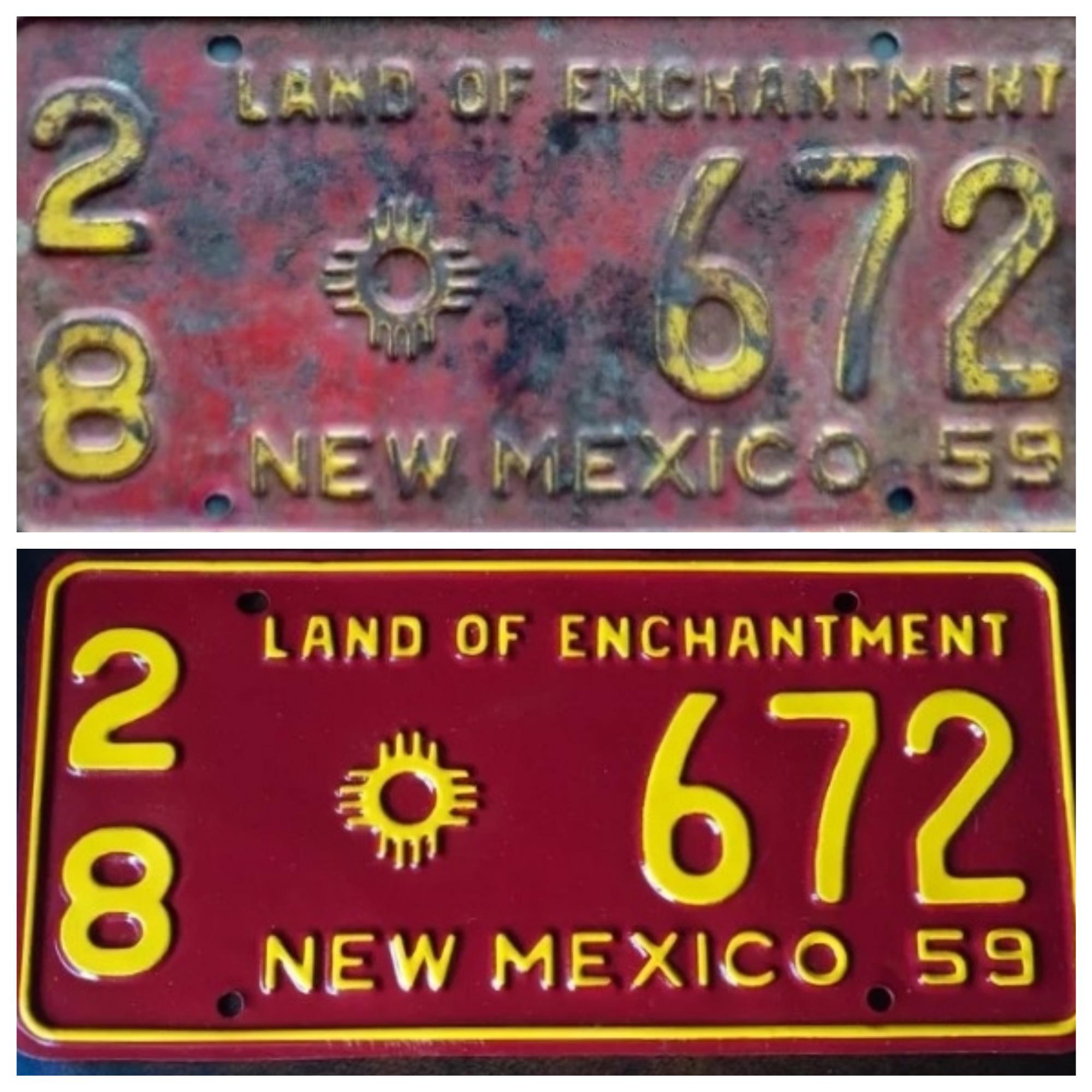'59 New Mexico