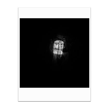 Through The Window Print