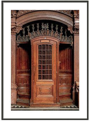Lyon Confessional Framed