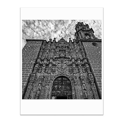 Temple Of San Francisco Print