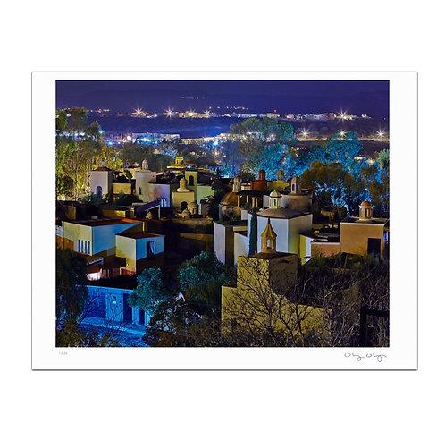 Vista Over El Caracol