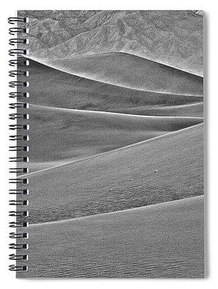 Death Valley Dunes Notebook