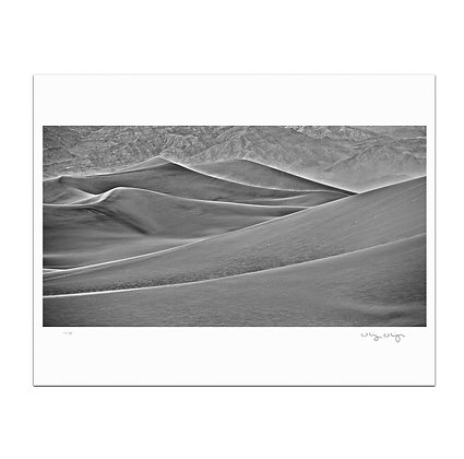 Death Valley Dunes Print