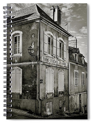 Old Town Joigny Notebook