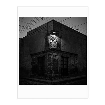 The Corner Of Pila Seca Print
