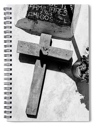 Country Grave Notebook
