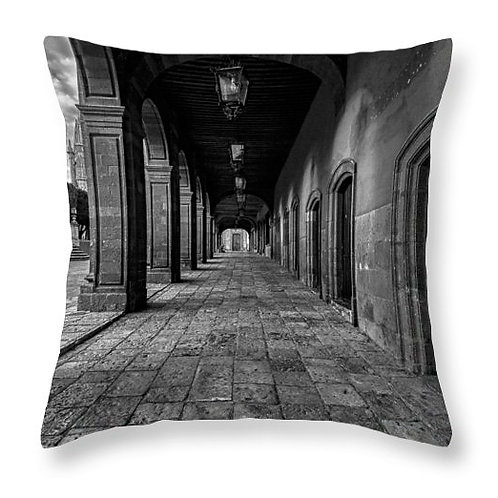 The Grand Plaza Pillow