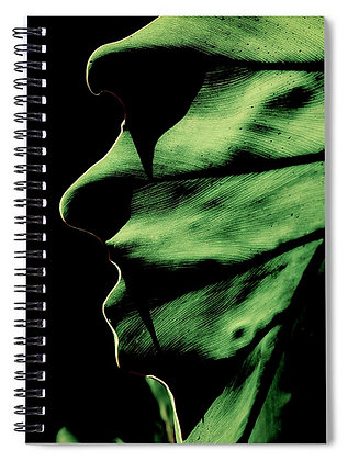 Philodendron Notebook