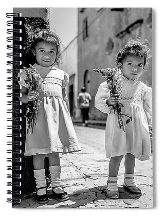 Sisters On Sunday Notebook