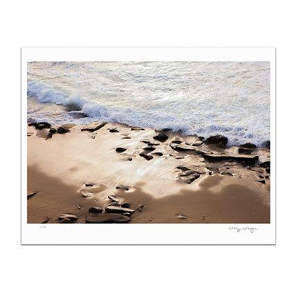 La Jolla Tide Print