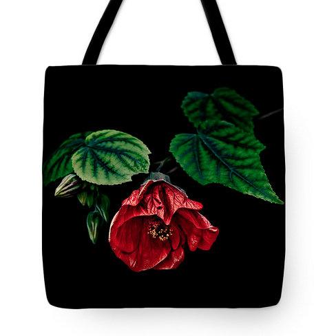 Hibiscus in Repose Tote Bag