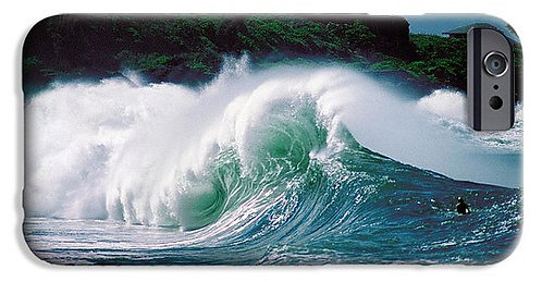 Waimea Shorebreak phone case
