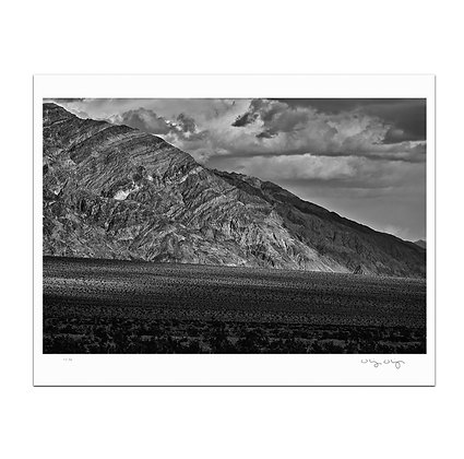 Plateau At Death Valley Print