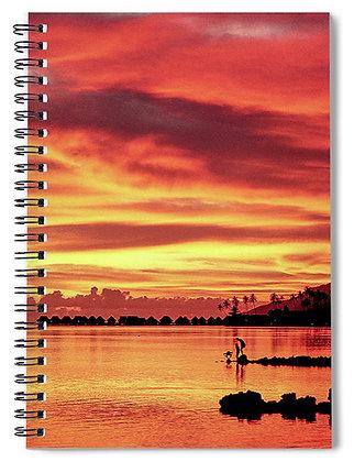 Morea Morning Notebook
