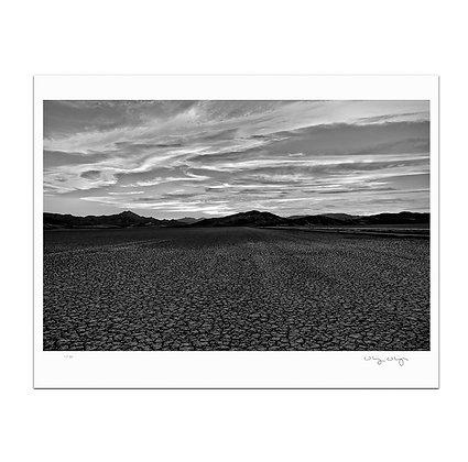 Silver Lake 2 Print