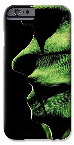 Philodendron phone case