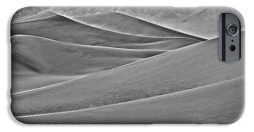 Death Valley Dunes phone case