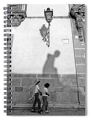 In The Shadow of Ignacio Allende Notebook