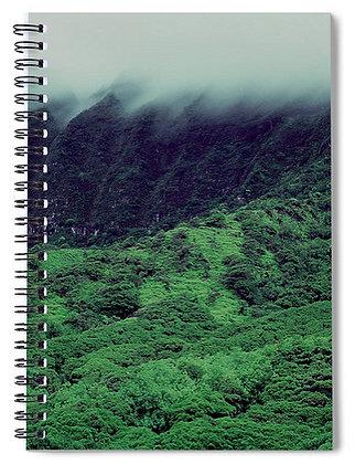 Lush Pali Notebook