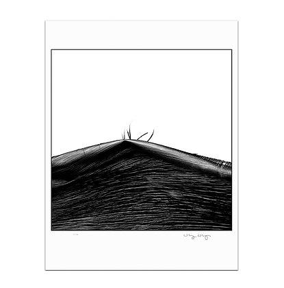 Crooked Palm Print