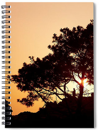 Solace At Corona Del Mar Notebook
