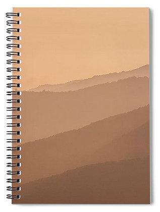 Malibu Ridges Notebook