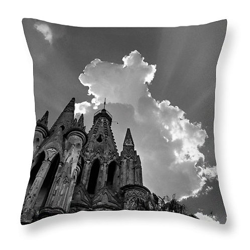 In the Shadow of the Sun Pillow