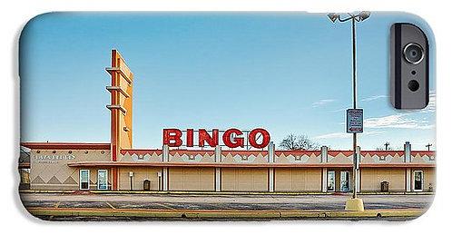 Fredricksburg Bingo Parlor phone case