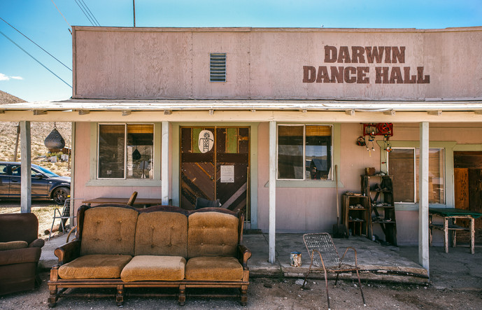 The Reclusion of Darwin Town