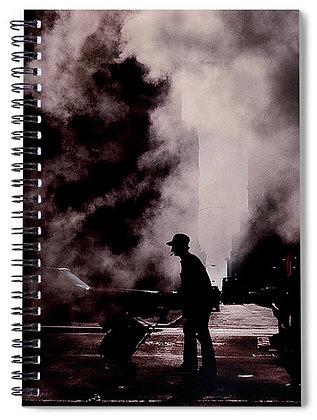 Manhattan Delivery Man Notebook