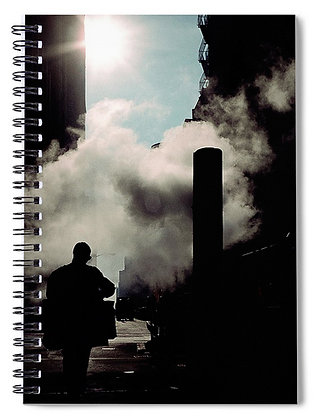 Manhattan First Light Notebook