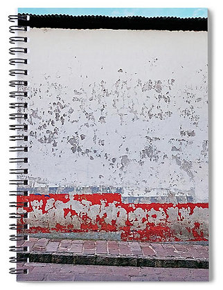 Orizaba Wall Notebook